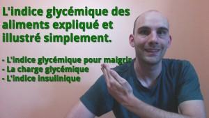 Comprendre l'indice glycémique des aliments et la charge glycémique pour maigrir