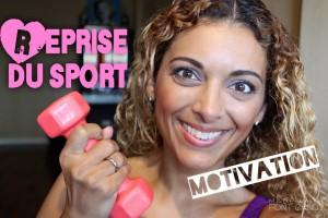 Ep 161 –  Vlog Motivation Reprise du Sport – Top Body Challenge «TBC» de Sonia Tlev [Rééquilibrage]