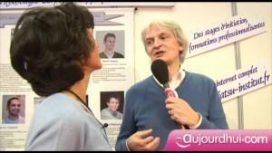 L'Institut français de Shiatsu avec Michel Odoul au salon du Bien-être 2011