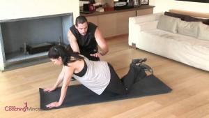 Pompes féminines – Coaching Forme par Tristan Arfi