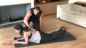 4 exercices pour travailler sa posture – Coaching Forme par Tristan Arfi