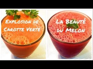Ep 169 – Recette – Jus Detox Versapers [Rééquilibrage Alimentaire – Régime]