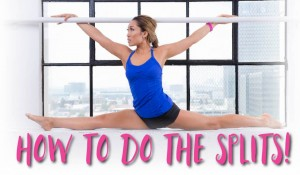30 Days to Splits! Here's how.