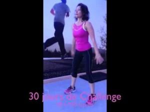 30 jours Squat Challenge avec Valérie LeSport