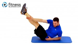 Abs & Obliques Cardio Blend – Core Cardio Workout to Lose Belly Fat