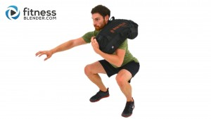 Advanced Sandbag Workout – Total Body Sandbag Training Burnout