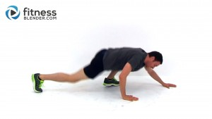 Blenders HIIT Harder! Quick & Intense Bodyweight HIIT Cardio Workout