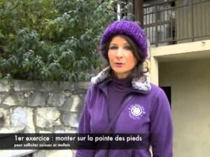 Bouger avec Valérie LeSport : la Step'attitude