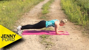 Core off the Floor – Aspen Trail – JENNY FORD
