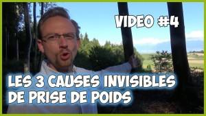 Les 3 Causes Invisibles de Prise de Poids et Comment Les Vaincre