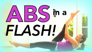 Abs in a Flash!