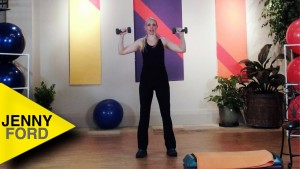 Classic Strength Training – Part 2 of 2 – JENNY FORD