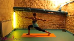 Mon Yoga minceur – Poignées d'amour – Paola Costa pour MonCoachingMinceur.com