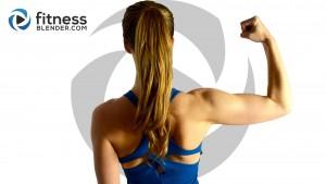 10 Minute No Equipment Upper Body Workout – Complete Upper Body Workout Without Weights