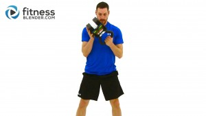 Kettlebell HIIT Workout – Fitness Blender HIIT Kettlebell Training
