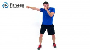 Kickboxing HIIT – Quick Toning & Cardio Kickboxing Workout
