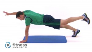 Plank Extensions (Lv 5)