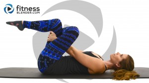 Relaxing Stretching Workout for Flexibility and Stress Relief – Full Body Yoga Pilates Blend