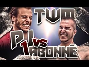 Train With Me : PJ vs 1 ABONNÉ séance HAUT du CORPS #1