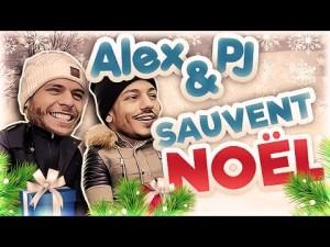 ALEX & PJ SAUVENT NOËL