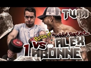 Alex VS 1 abonné PECS DOS BRAS #TWM