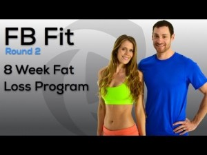 Now Available! New FBFit Round 2 – 8 Week Fat Loss Program: Lose Weight, Build Lean Muscle, Tone Up
