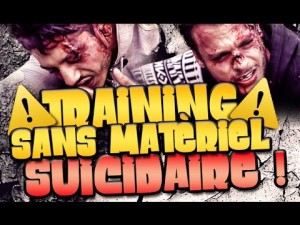 QUI tiendra le coup : TRAINING SUICIDE by Bodytime