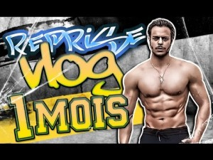 REPRISE 2016 : VLOG lifestyle MUSCU 1 mois by PJ Bodytime