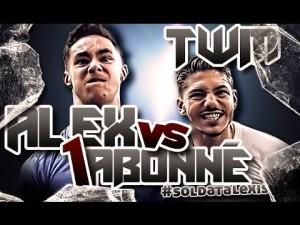 #TWM #2: ALEX vs 1 ABONNÉ: ma séance JAMBES/EPAULES