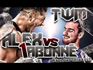 #TWM: ALEX vs 1 ABONNÉ séance PEC/BRAS #1