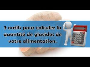 3 outils pour calculer la quantité de glucides des aliments et perdre du poids facilement.